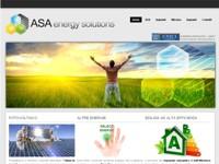 ASA Energia sviluppato dal Team dell' Informatico Agenzia Web a Teramo