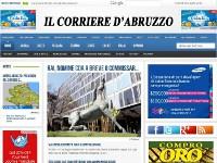 IlCorrieredabruzzo.it sviluppato dal Team dell' Informatico Agenzia Web a Teramo